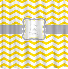 architecture smart ideas yellow chevron shower curtain and gray curtains design blue grey mainstays yellow chevron