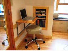 furniture white wall mounted folding kitchen table with drop leaf in small folding computer desk
