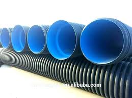 4 drain pipe inch corrugated drainage charming good quality perforated with sock canada co