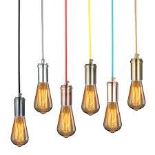 ac110 250v e27 600w vintage edison light bulb adapter lampholder for pendant chandelier cod