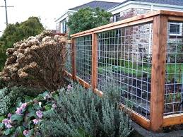 wood and wire fences. Wire And Wood Fence Garden Fencing Designs On Design Ideas Home . Fences P