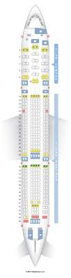 A343 Jet Seating Chart Seatguru Seat Map Aerolineas Argentinas Seatguru
