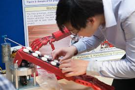 Mechanical Engineering Robots Boats Planes And Robots All In A Days Work For A
