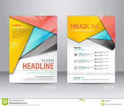 Corporate Brochure Template Corporate Brochure Flyer Design Layout Template In A24 Size With 22