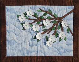 Ten Things to Know Before You Start Quilting - QuiltWoman.com ... & easy dogwood wall hanging Adamdwight.com