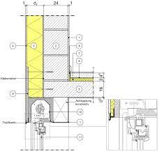Detailseite Planungsatlas Hochbau Außenwand Mit Wärmedämm