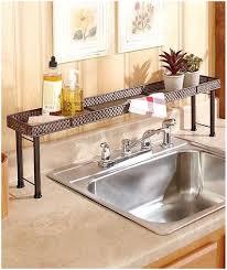 Kitchen Sinks Wall Mount Over The Sink Shelf Single Bowl U Shaped