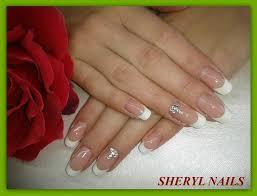 Modeláž Nehtů Uv Gelem Sheryl Nails