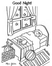 Small Picture Night Coloring Pages Coloring Coloring Pages