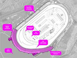 Overhauling The Fan Experience At Ism Raceway Rossetti