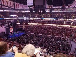 United Center Section 316 Home Of Chicago Blackhawks
