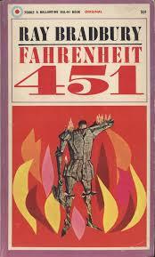 free fahrenheit 451 book cover match