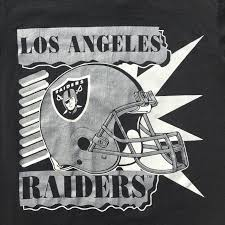 Raider Youth Helmet Sizing Chart 80s Kids Size La Raiders Tee Womens Xs S Kids M Depop