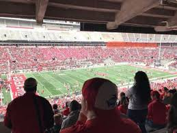 Ohio Stadium Seating Chart With Rows Ohio Stadium Section 24b Home Of Ohio State Buckeyes