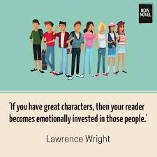 Design Your Character Creating Character Character Writing Guide Now Novel