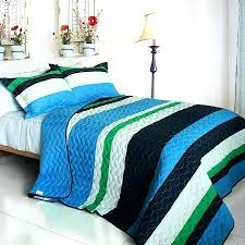 Blue Quilts And Bedspreads Blue And White Quilts And Coverlets ... & ... Navy Blue Quilts And Coverlets Blue Navy Green Striped Bedding Full  Queen Quilt Set Teen Boy Adamdwight.com