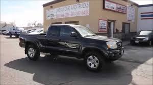 2005 Toyota Tacoma 4x4 SR5 TRD Sport 4.0L V6 - Autos Inc - YouTube