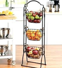 fruit basket stand kitchen 3 tier fruit basket fruit basket 3 tier holder  stand decorative kitchen . fruit basket stand kitchen ...