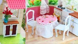 minature doll house furniture. DIY MINIATURE DOLLHOUSE FURNIT. Minature Doll House Furniture
