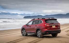 Comparison Subaru Ascent Premium 2019 Vs Lexus Rx 350l