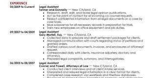 Lawyer Resume Example Legal Resume Best Lawyer Resume Example