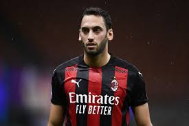 Calhanoglu leaves Milan to join Inter on three-year deal