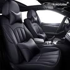 kokololee custom leather car seat