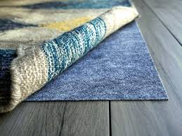 thick rug pad medium size of pads for laminate floors amazing area archived on 9x12