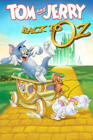 Tom and Jerry Back to Oz   Full Movie