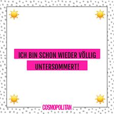 Instagram Spruch Völlig Untersommert Instagram Sprüche Die