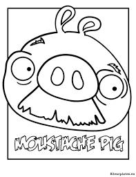 Angry Birds Kleurplaten Kleurplateneu