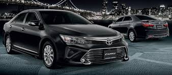 2015 Toyota Camry facelift range launched in Thailand – gets new ...