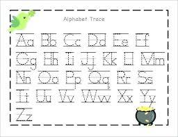 Letter Tracing Templates Arabic Alphabet Free Printable Worksheets For Preschoolers Preschool