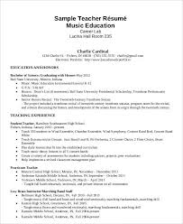 Teaching Resume Cover Letter Roddyschrock Com