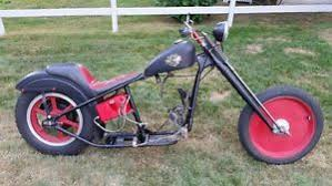 1940 s harley davidson knucklehead rolling chassis chopper