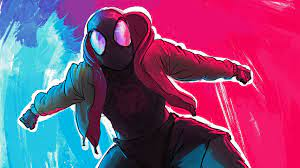 Awesome Full Hd Miles Morales Wallpaper ...