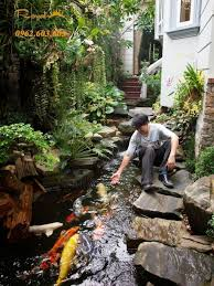 Grotto Design With Pond 40 Awesome Backyard Ponds And Water Feature Landscaping