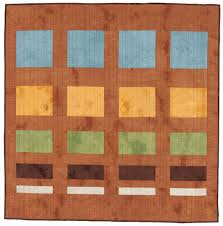 Easy quilts to sew in a weekend - Stitch This! The Martingale Blog & Geometric quilt from Easy Weekend Quilts Adamdwight.com