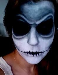 jack skellington makeup this looks awesome