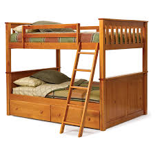 Solid Wood Kids Bedroom Furniture Kids Bunk Beds With Storage Bunk Beds With Facility For Storage