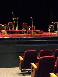 Booth Tarkington Civic Theatre Seating Chart Tarkington Seating Picture Of Booth Tarkington Civic