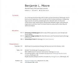 Resume Template For College Graduate Awesome Template Building An Academic Cv In Markdown Blm Io Resume Template