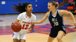 San Angelo Central girls cooled off by No. 13 Hurst Bell