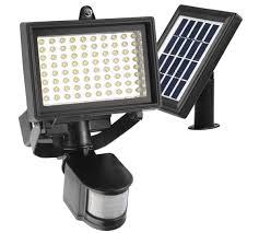 SecurePal 96 LED Solar Outdoor Security Flood Light  Solar LightsSolar Security Flood Light