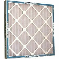 Flanders Filters 12 Pack Flanders Merv 7 Pre Pleat 40 Lpd Economy Air Filter 20x30x1 In 31949132149 Ebay