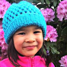Childrens Crochet Hat Patterns Interesting Sew Creative Crocheted Kids Slouch Hat Pattern Great For Beginners