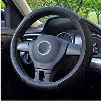 BOKIN Steering Wheel Cover <b>Microfiber Leather</b> and Viscose ...