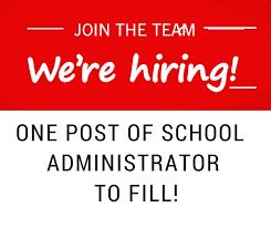Image result for hiring School Administrator
