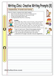 First grade writing prompts     pages of free writing prompts that are  great for practicing Storyboard That