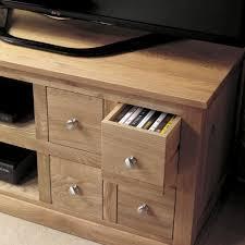 image baumhaus mobel. Baumhaus Mobel Oak 4 Drawer Television Cabinet Image